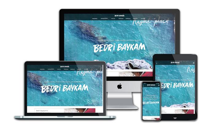 Bedri Baykam Web Sitesi