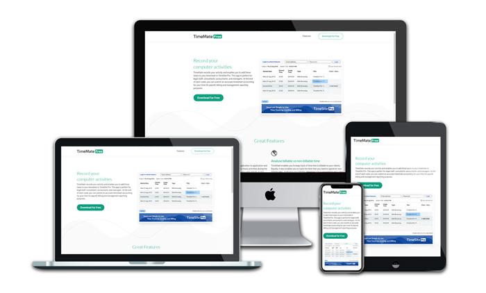 TimeMate Web Sitesi